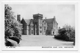HEREFORDSHIRE - Brockhampton Court Hotel - Herefordshire