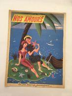 """Revue """" Nos Amours """" Illustration De Peynet  ( Rare) - Books, Magazines, Comics"""