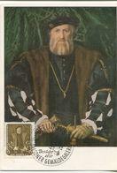 Hans Holbein Jr. - Portrait Of Morette  X1Maximum Card - Andere