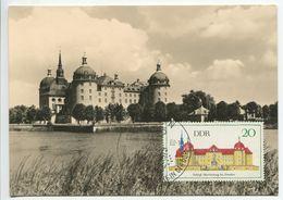 Moritzburg Castle   X1Maximum Card - Kastelen