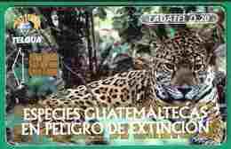 Guatemala - Scheda Usata - Guatemala