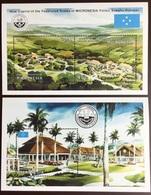Micronesia 1991 New Capital Minisheets MNH - Micronésie