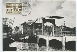 Bridge At Amsterdam   X1Maximum Card - Ponts