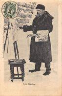 TRITZ THAULOW-peintre Impressionniste Norvégien - Andere Beroemde Personen