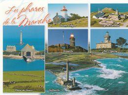 PHARES DE LA MANCHES (50) - France