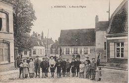 Pas De Calais : Audruicq : Rue De L'eglise - Audruicq