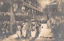 HENRI GERVEX-PEINTRE-Distribution Des Récompenses Aux Exposants Par Le Président Sadi-Carnot 1889 Au Palais De L'Industr - Célébrités