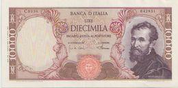 ITALY  P. 97d 10000 L 1968 XF - 10000 Liras