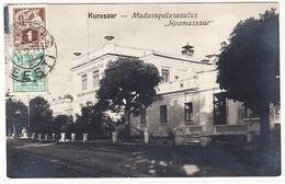 Estonie - KURESAAR - KURESAARE - Mudasupelusasutus - 1927 - Estonie