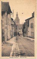 86    Civray     Rue Des Arts - Civray