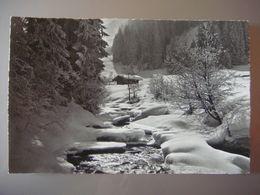 Suisse - Swiss - Berne - BEL ADELBODEN Im Boden Am Weg - Unterbirg - BE Berne