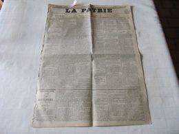 """ARIEGE - 2 PROCLAMATIONS DU PREFET - """" HABITANS DE L'ARIEGE , VOUS AIMIEZ L'EMPEREUR...."""" 1852. - Periódicos"""
