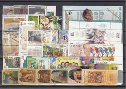 Israel 1999 - Year Collection MNH ** With Tabs - Israël