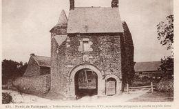 Tréhorenteuc (35) - Le Manoir Du Gautro. - Autres Communes