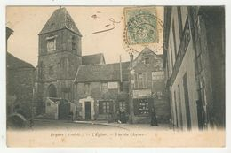 78 - Beynes - L'Eglise  -  Vue Du Clocher - Beynes