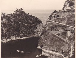 ITALIE TAORMINA TAORMINE  1926 Photo Amateur Format Environ 11 Cm X 8,5 Cm - Lieux