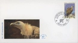 1998 FDC 5/98, Bosnian-Herzegovinian Fauna, Griffon, Birds , Croat Post Mostar, Bosnia And Herzegovina,MNH - Bosnia Herzegovina