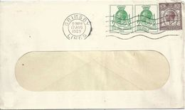 Brief  Grimsby Ins Ausland           1929 - 1902-1951 (Kings)