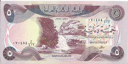 IRAQ - 5 Dinars 1980 UNC - Iraq