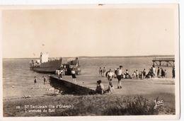 Saint Trojean Ile D'Oléron (17 Charente Maritime) Arrivée Du Bac  (PPP23061) - Ile D'Oléron