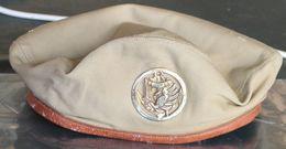 Beret Rgt Para Infanterie De Marine Indochine - Headpieces, Headdresses