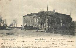 CPA 54 Meurthe Et Moselle Mercy Le Bas 1905 - Autres Communes