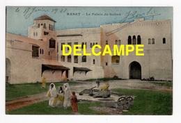 DF / MAROC / RABAT / LE PALAIS DU SULTAN / ANIMÉE / 1921 - Rabat