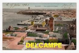 DF / MAROC / RABAT / VUE PANORAMIQUE / 1921 - Rabat