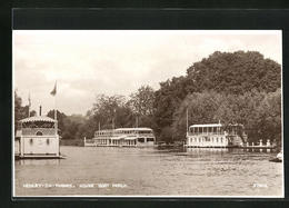 Pc Henley-on-Thames, House Boat Beach - Inghilterra