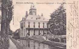 Sint-Katelijne-Waver - Wavre Ste Catherine - Chateau De Fruytenborgh - Circulé En 1901 - Dos Non Séparé - Mechelen - BE - Sint-Katelijne-Waver
