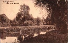 ! Alte Ansichtskarte Ludwigslust, Mecklenburg, 1920 - Ludwigslust