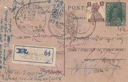 India: 1941: Registered Chittagong  - India