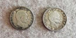 Serbia 50 Para 1904 E 1915 Lotto Di Due Monete - Serbien
