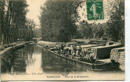 -60- OISE-MAROLLES- Port De La Briquetterie - France