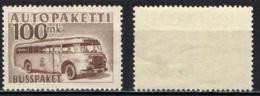 FINLANDIA - 1958 - AUTOCORRIERA - VALORE DA 100 M. - MNH - Finland