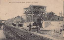 85 - VENDEE - LA MEILLERAIE-TILLAY - 10067 - La Carrière - Concasseurs - Voie Ferrée - Défaut - Autres Communes