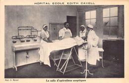 UCCLE (Brux.-Cap) Hôpital Ecole E. Cavell - La Salle D'opération Aseptiques - Uccle - Ukkel