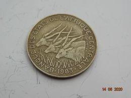 10 Francs Cfa AFRIQUE BANQUE DES ETATS DE L'AFRIQUE CENTRALE 1983 - Münzen
