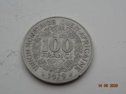 100 FRANCS CFA UNION MONETAIRE OUEST-AFRICAINE 1979 - Münzen