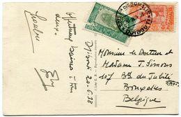 Cote Francaise Des Somalis - Postcard - Carte Postale - French Somali Coast (1894-1967)