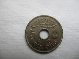 Egypte 5 Mils 1917 - Egypte