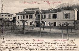 Sondrio Casa Di Salute 1903 - Sondrio