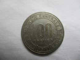 Chad: 100 Francs 1971 - Ciad