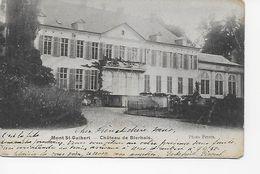Mont St-Guibert     Château De Bierbais  1904 - Mont-Saint-Guibert