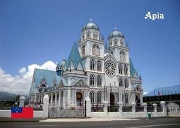 Samoa Apia Immaculate Conception Cathedral New Postcard - Samoa