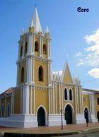 Venezuela Coro San Francisco Church UNESCO New Postcard - Venezuela