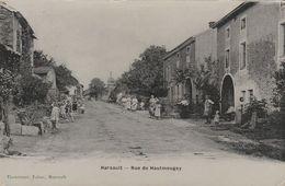 HARSAULT RUE DE HAUTMOUGEY - Autres Communes