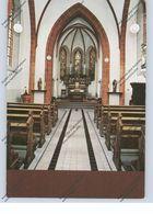 5378 BLANKENHEIM - LINDWEILER, Pfarrkirche St. Wendelinus, Innenansicht - Euskirchen