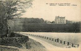 Orvault * Château De Loré * L'étang - Orvault