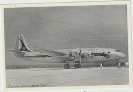 "Avion :  Service Information "" Air ""  : Armagnac - Non Classificati"